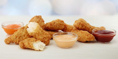 Dish, Food, Fried food, Crispy fried chicken, Cuisine, Ingredient, Chicken nugget, Fast food, Fried chicken, Bk chicken nuggets,