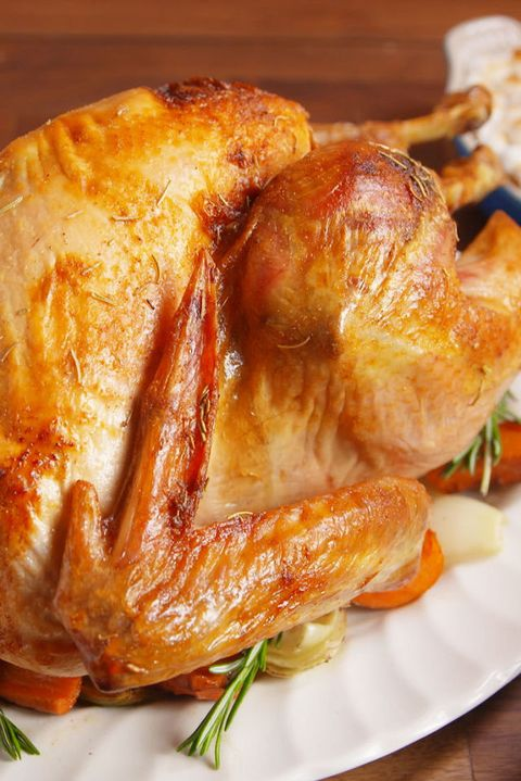 Roast Turkey Vertical