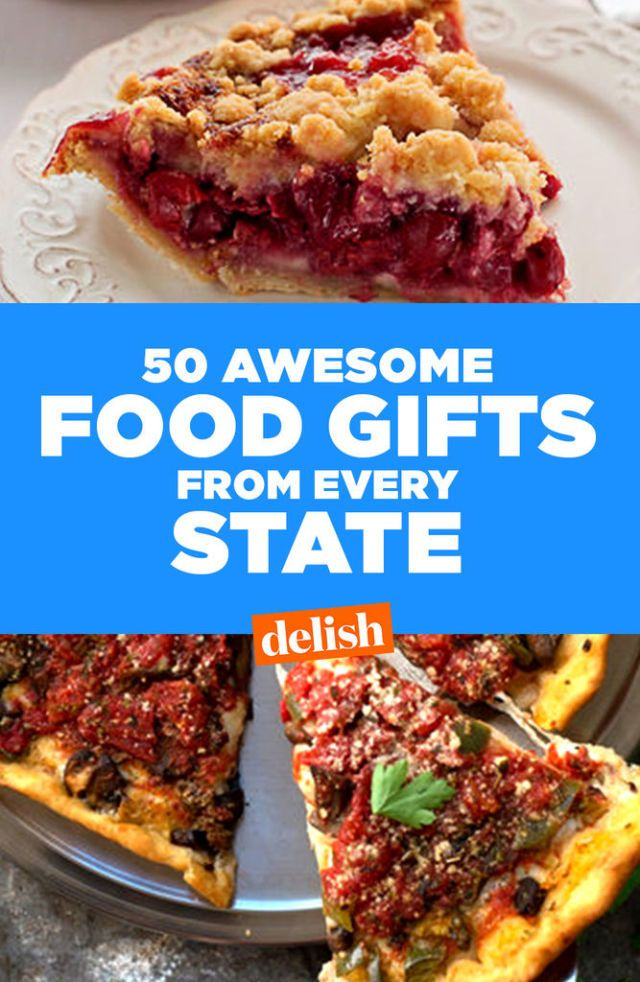 50 Best Food Gifts To Send for Christmas - Edible Ideas ...