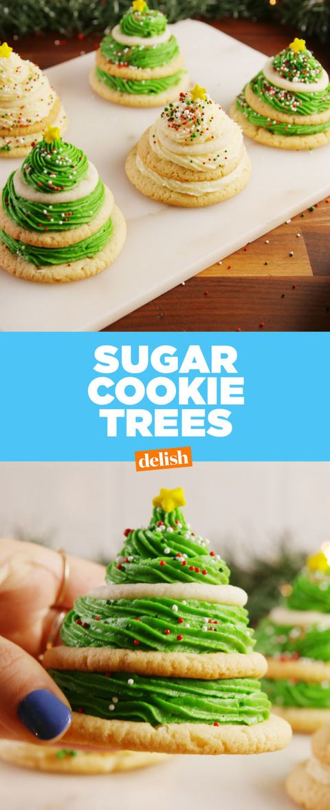 Sugar Cookie Trees Video How To Make Sugar Cookie Trees Video