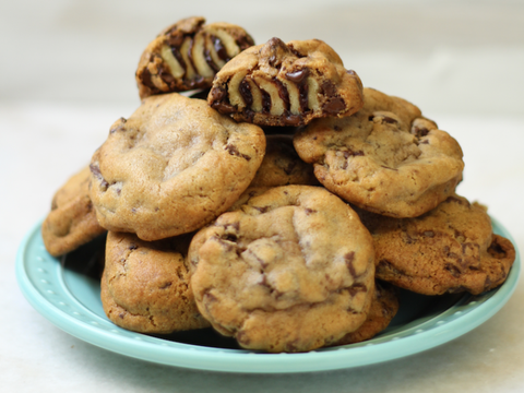 delish-cinnabon-cinnamon-roll-stuffed-cookie