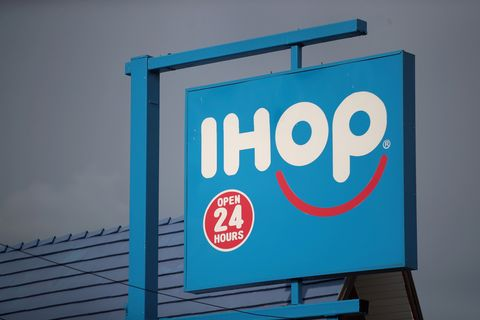 IHOP Launched A Delivery Service, So Now We Can Eat Pancakes On The