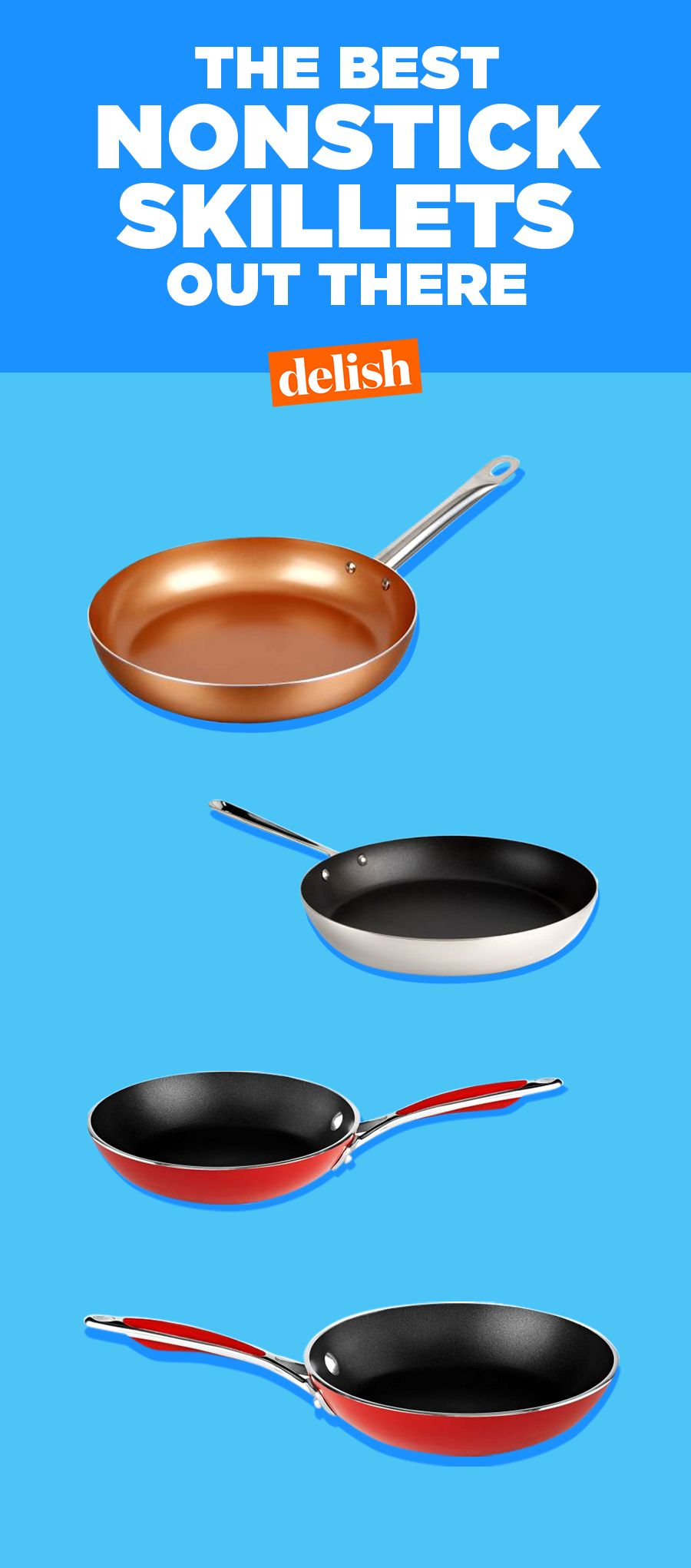 10 Best Nonstick Skillets 2017 - Top Rated Non Stick Skillets To Buy ...