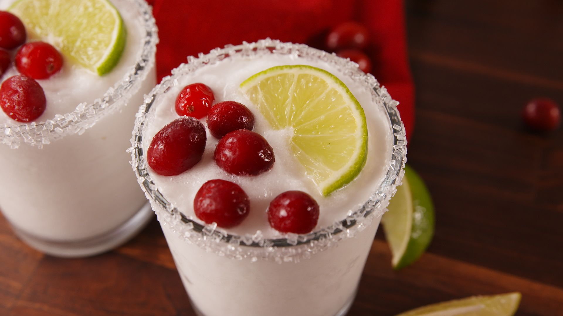 Best White Christmas Margarita Recipe - How to Make White Christmas ...
