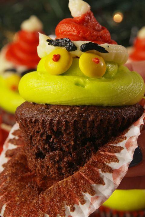 25 Easy Christmas Cupcake Ideas Best Christmas Cupcake Recipes