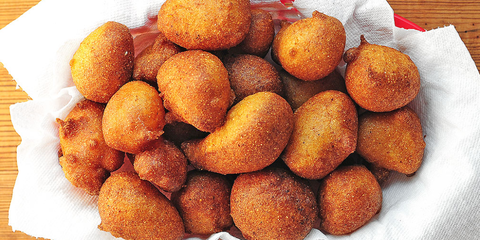 10 Best Hush Puppies Food Recipes How To Make Hush Puppiesdelishcom
