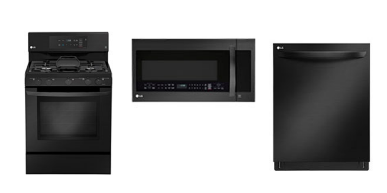 Black Appliances. Can I Paint Kitchen Cupboards White Cabinets With ...