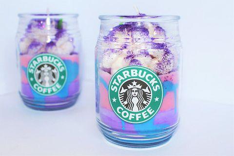 delish-unicorn-frappuccino-candle