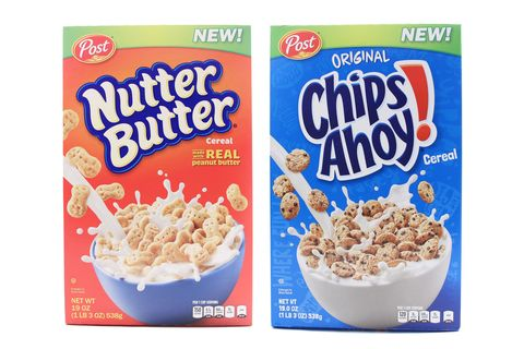 two of your favorite cookies will soon be available as cereal