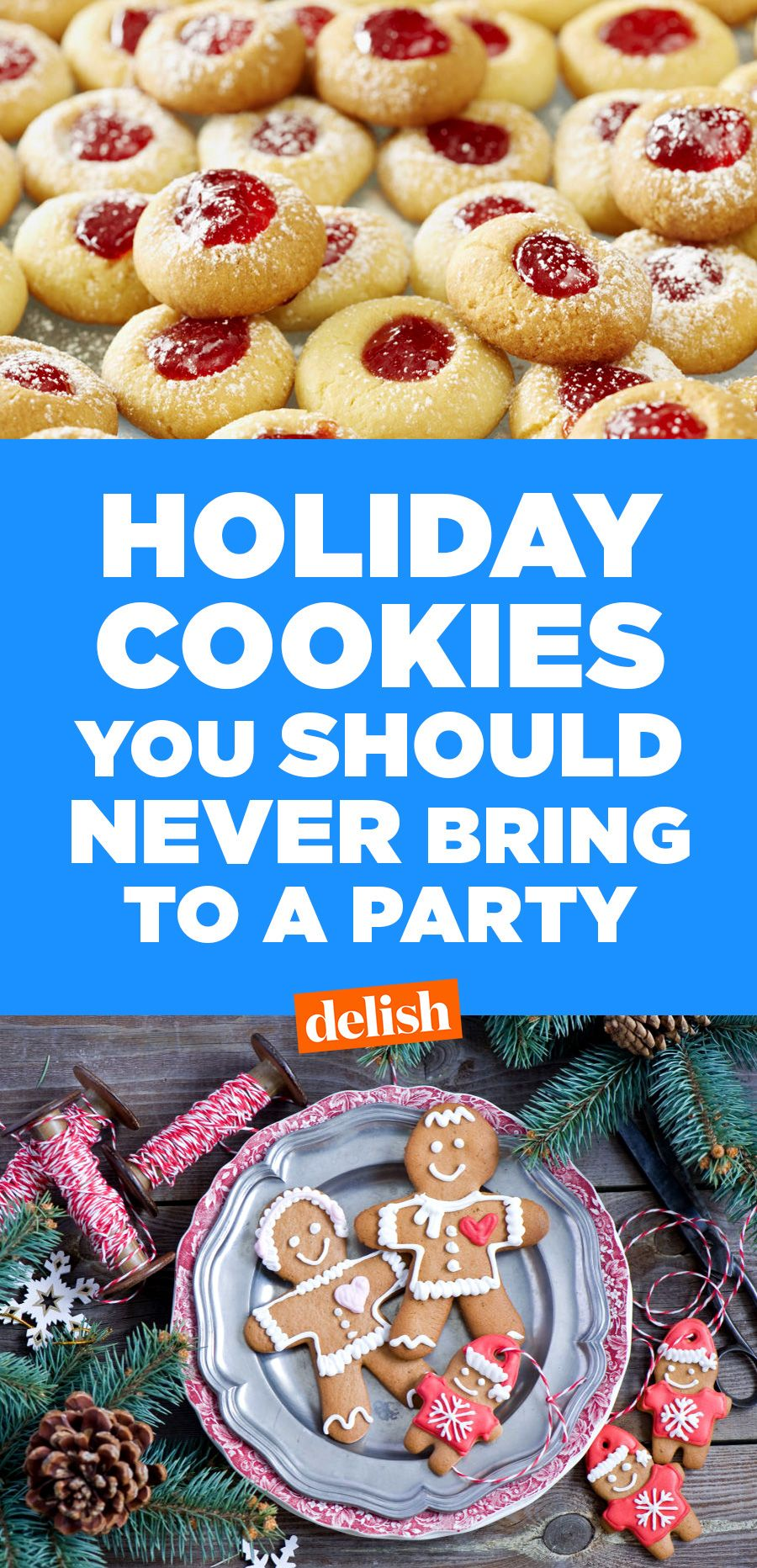 15+ Holiday Cookies Everyone Secretly Hates - The Worst Christmas ...
