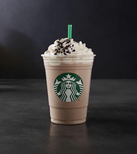 Green, Cream, Frappé coffee, Milkshake, Whipped cream, Drink, Irish cream, Non-alcoholic beverage, Food, Coffee,