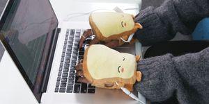 Toast Handwarmers Horizontal