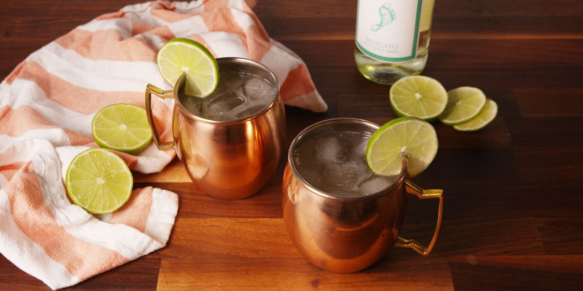 Moscato Mules