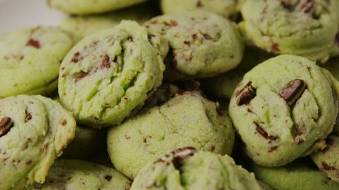 Best Mint Chocolate Chip Cookie Recipe How To Make Mint