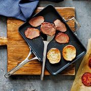 Dish, Food, Cuisine, Ingredient, Pepperoni, Chorizo, Brunch, Charcuterie, Breakfast, Cooking,
