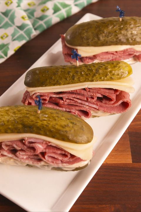 Pickle Reuben Vertical