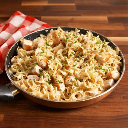 Healthy Food- Whole Grain Pasta, Avoid Multi-Grain
