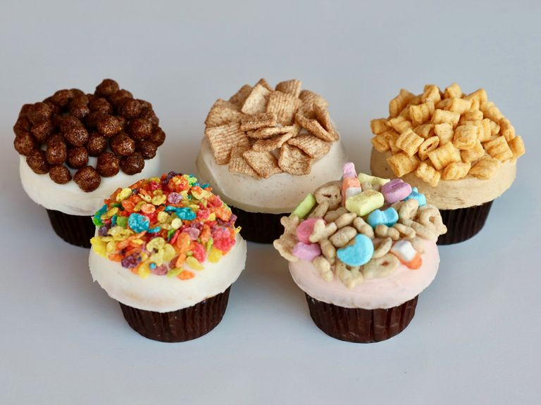 Sprinkles Just Turned Your Favorite Cereals Into Cupcake Flavors