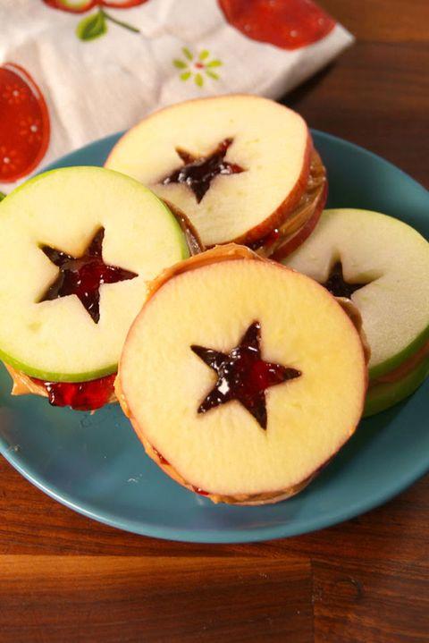 PB&J Apples