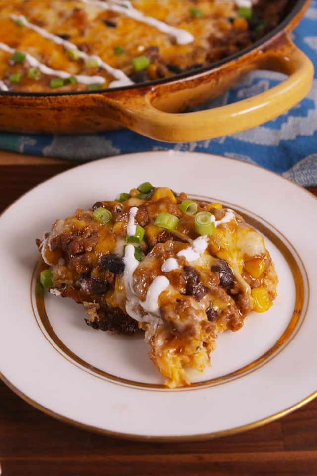 Cauli Tamale Pie