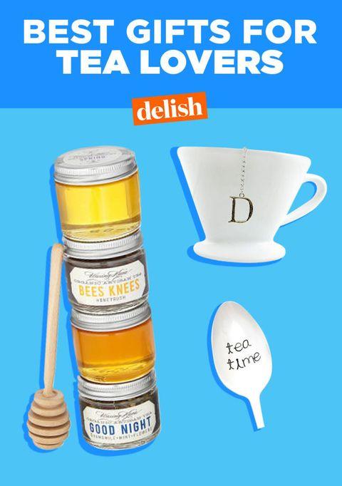 20 Best Gifts For Tea Lovers - Tea Drinker Gift Ideas—Delish.com
