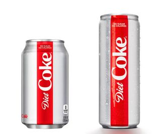 diet coke launched four new flavors and changed its iconic soda can