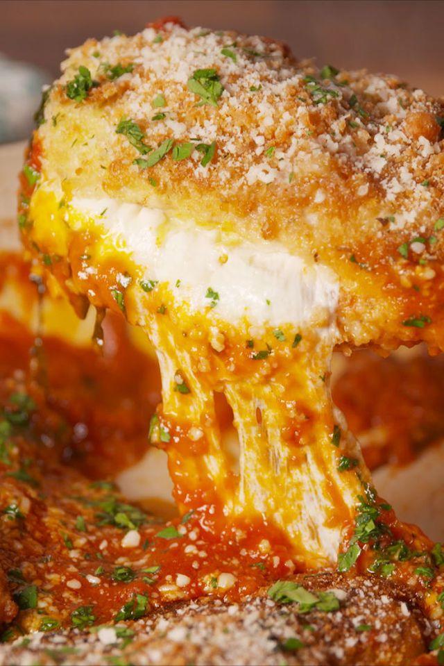 20 Easy Italian Chicken Recipes Best Italian Flavored Chicken Dishes Delish Com