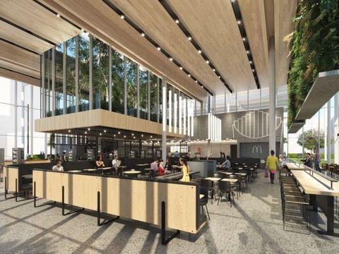 Mcdonald S Introduces New Restaurant Design In Chicago
