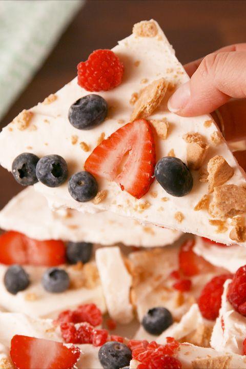 Cheesecake Bark Vertical