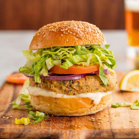 Best Salmon Burger Recipe How To Cook Salmon Burgers