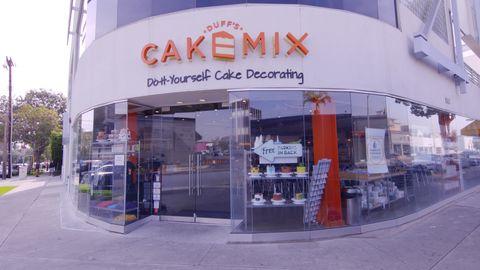 Duff's Cake Mix