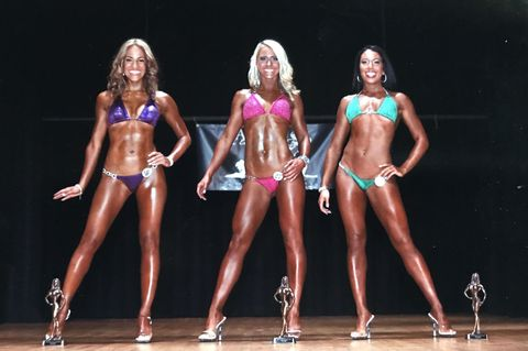 What It S Really Like To Train For A Bikini Competition