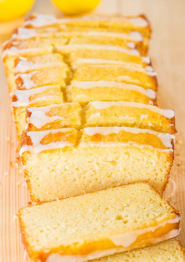 30 Easy Lemon Dessert Recipes Best Lemon Dessert Ideas