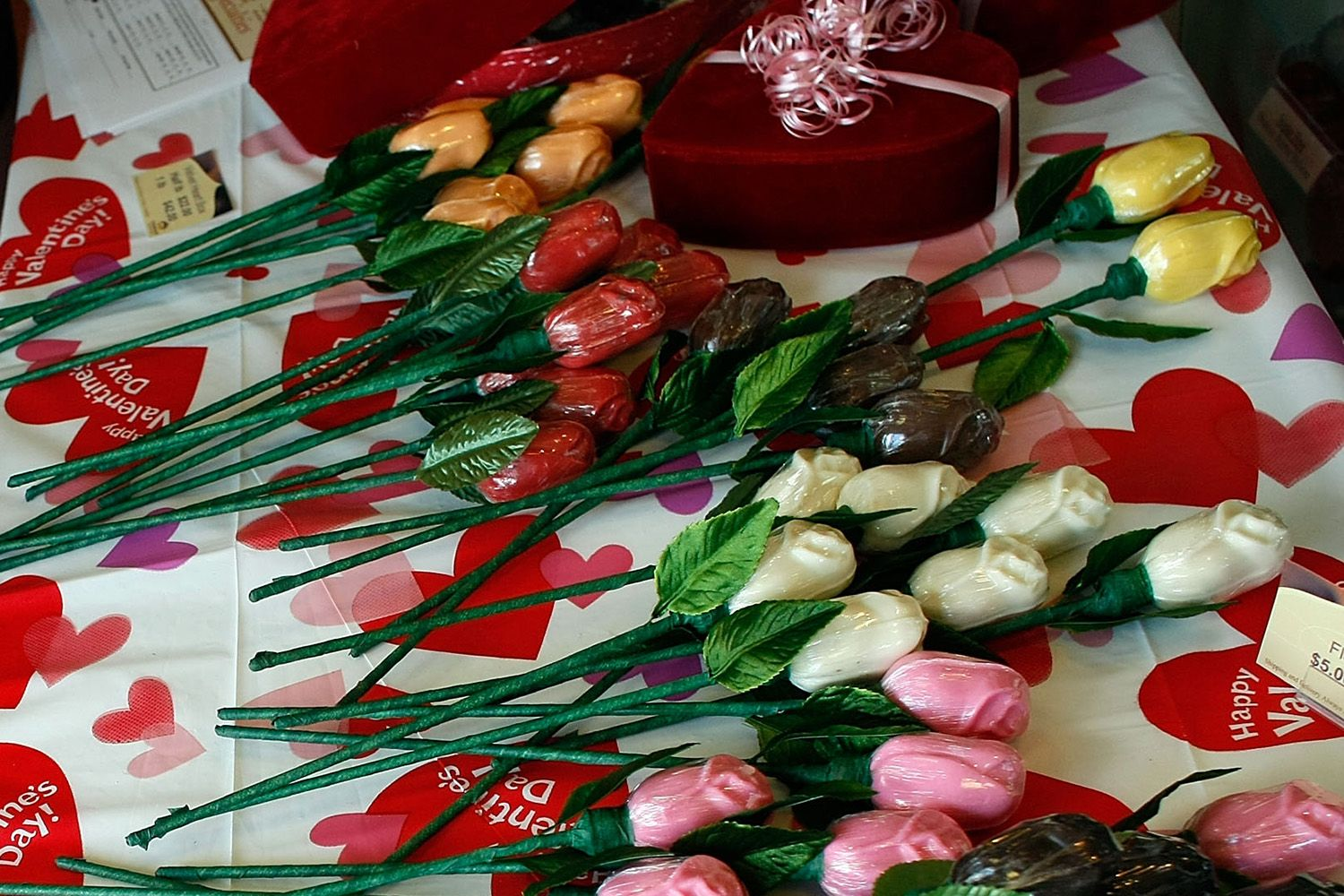 The Most Popular Valentine\'s Day Candy In Every State - Delish.com