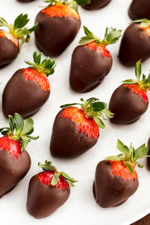 delish chocolate covered strawberries