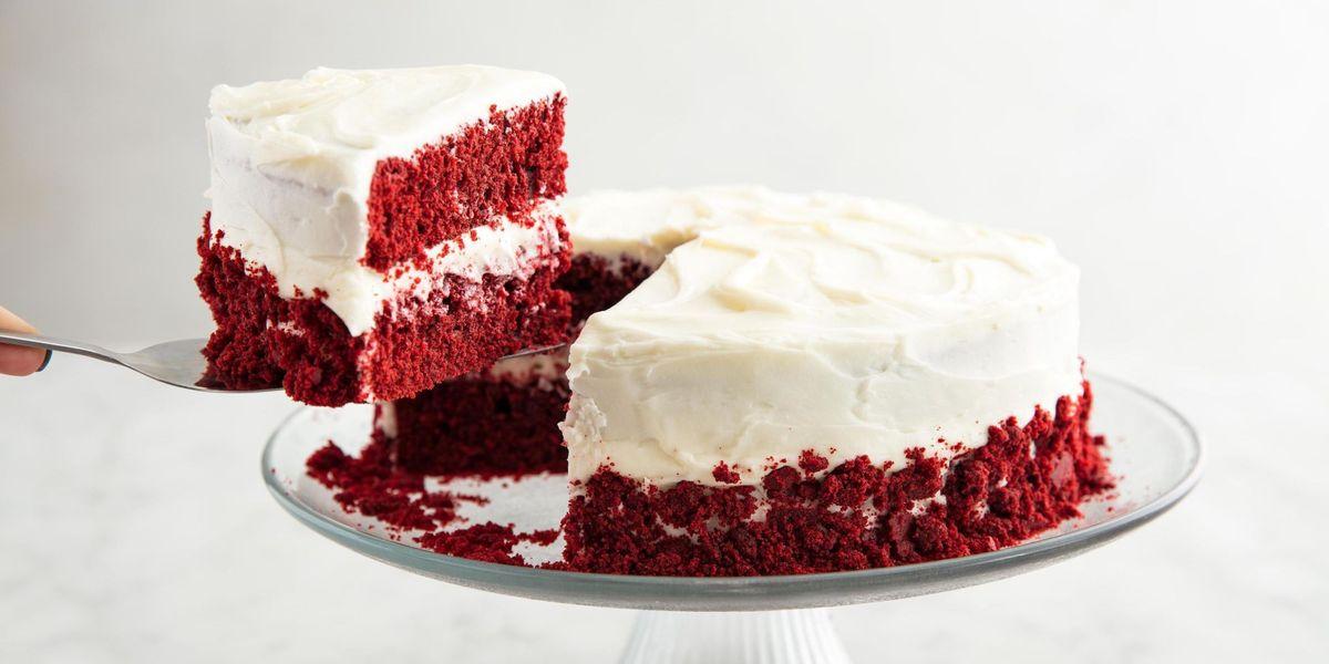 Large Red Velvet Cake To Buy