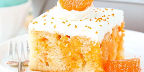Orange Baking Recipes