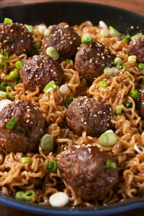 70 authentic chinese food recipes how to make chinese food mongolian meatball ramen forumfinder Images