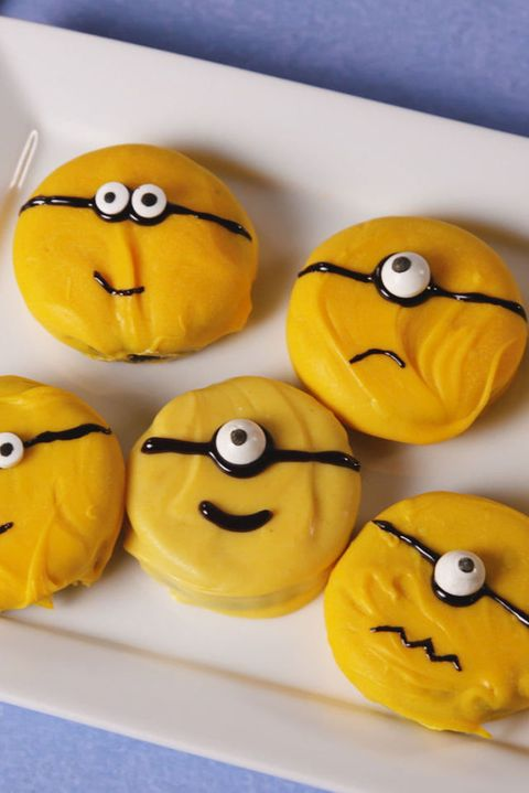 Minion Oreos Vertical