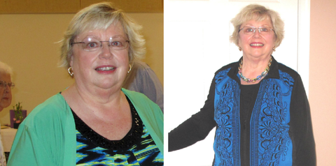 How A DNA Test Led To This Woman's Weight Loss Wake-Up Call