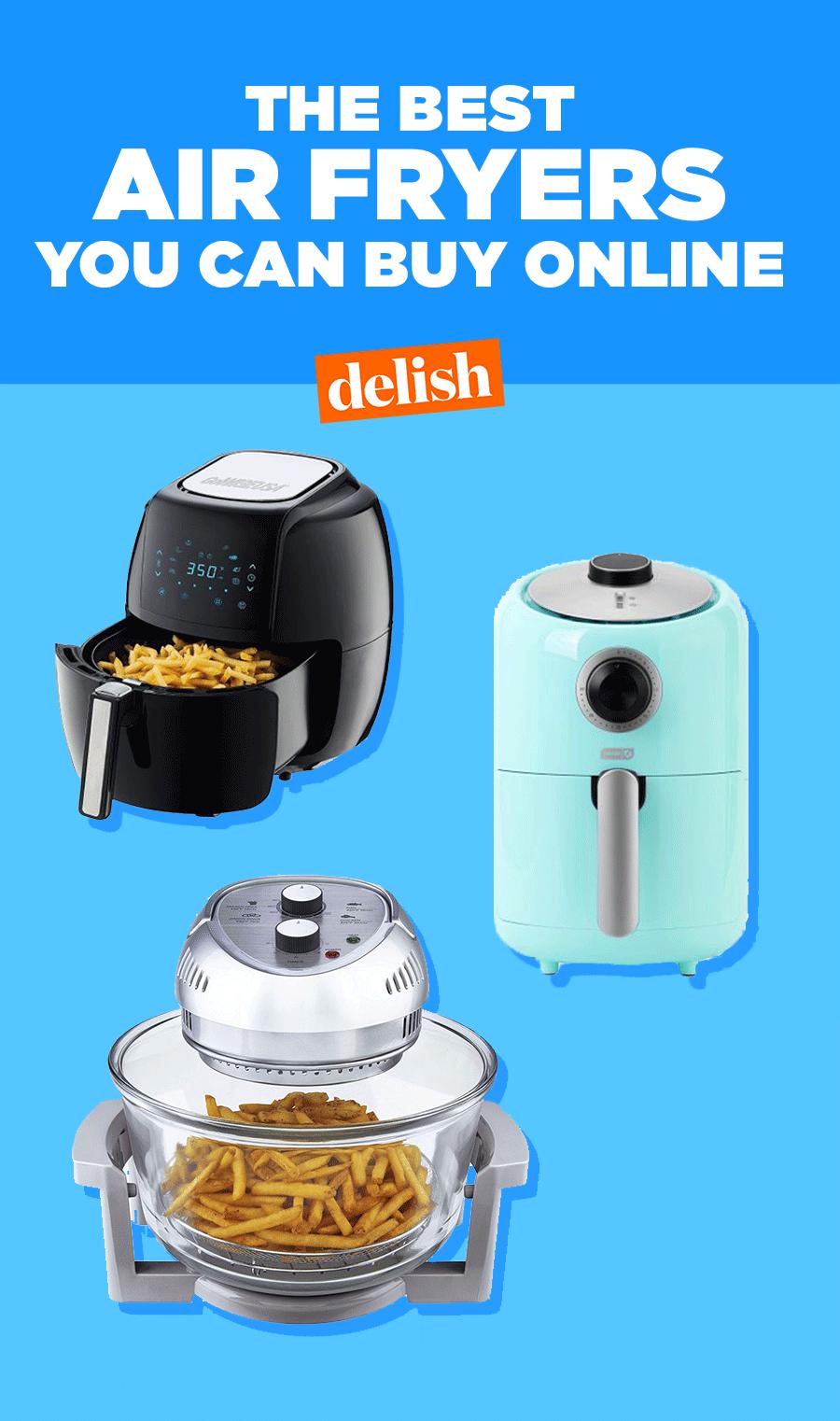 10 Best Air Fryers-Air Fryers To Shop—Delish.com