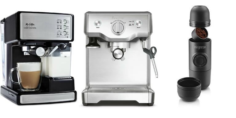 10 best espresso machines-espresso makers—delish