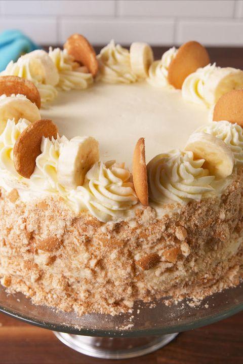 Banana Pudding Cake Recipe Southern Living