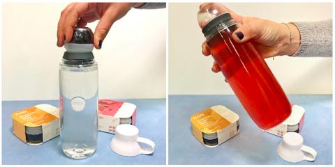 Bottle, Product, Water bottle, Plastic bottle, Drinkware, Vacuum flask, Material property, Tableware, Fluid, Plastic,