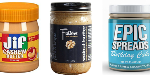 8 Nut Butters That Taste Even Better Than Peanut Butter