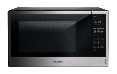 Microwave oven, Home appliance, Kitchen appliance, Technology, Electronic device, Small appliance, Oven, Screen, Toaster oven,