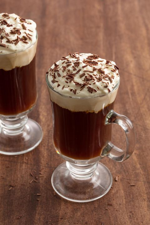 Image result for irish coffee recipe and ingredients