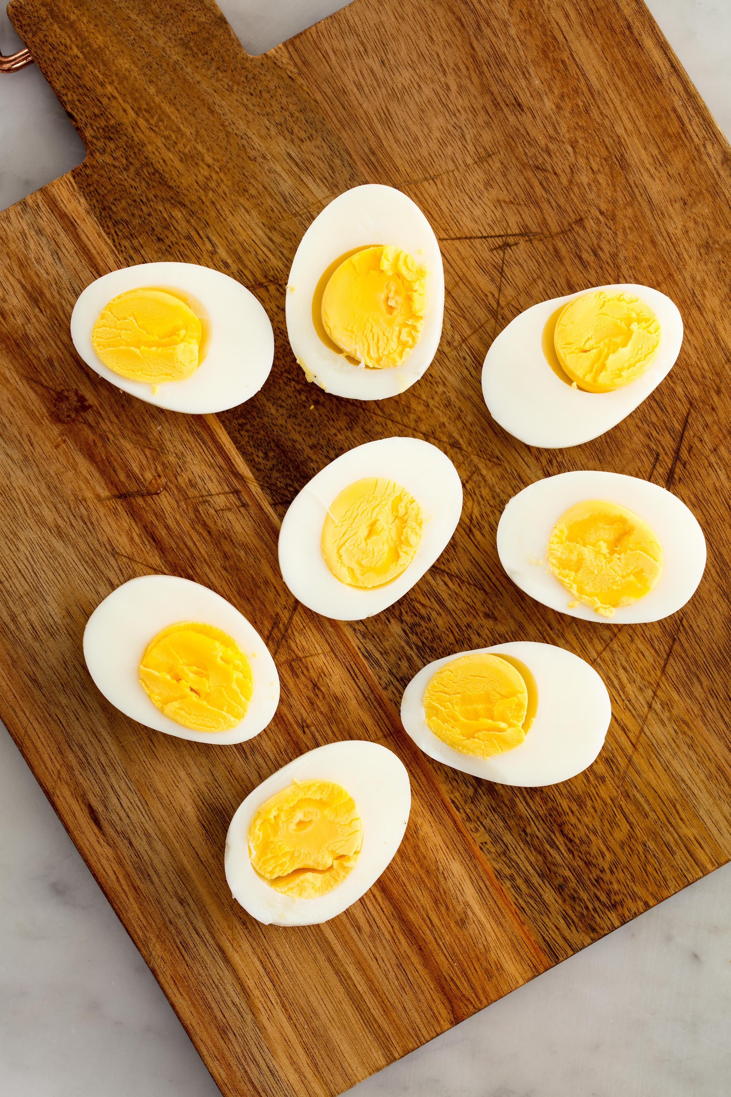 20 Easy Hard Boiled Eggs Recipes How To Make Hard Boiled Eggs