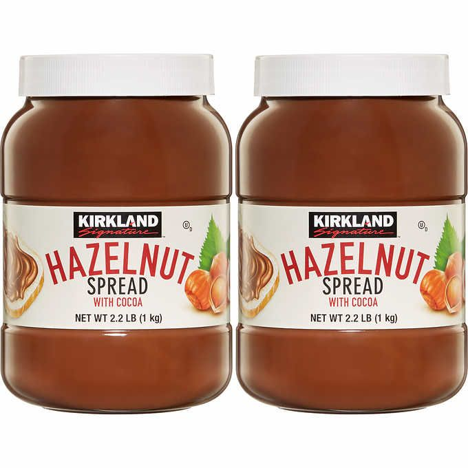 Costco Made Its Own Hazelnut Spread And Its Way Cheaper
