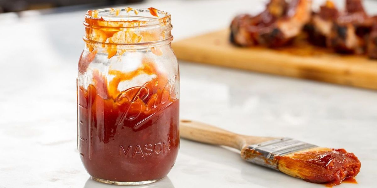 Easy Homemade Bbq Sauce Recipe How To Make Best Barbecue Sauce